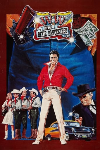Poster of W.W. and the Dixie Dancekings