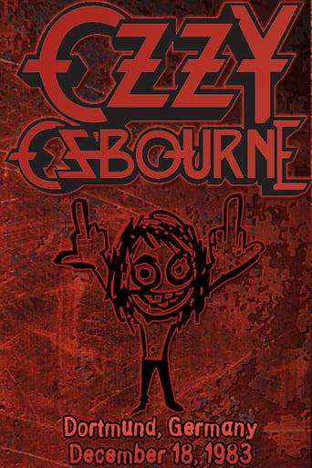 Ozzy Osbourne: [1983] Dortmund, Germany poster