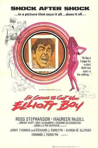 Poster of I'm Going to Get You...Elliot Boy