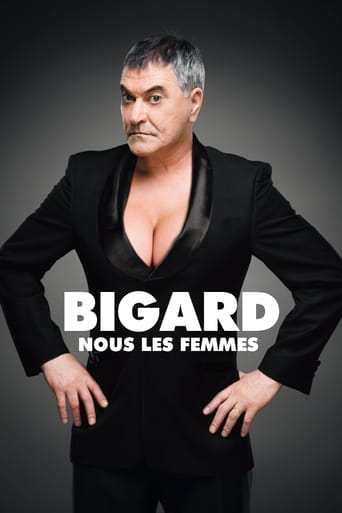 Poster of Jean-Marie Bigard - Nous Les Femmes