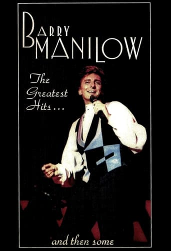 Poster of Barry Manilow: Greatest Hits & Then Some