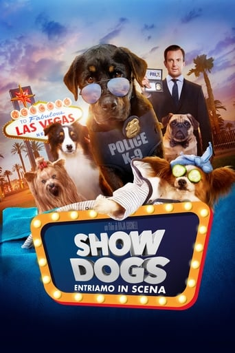 Poster of Show dogs - Entriamo in scena