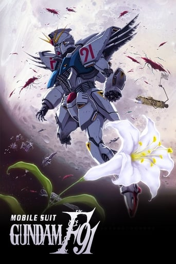 Poster of Mobile Suit Gundam F91