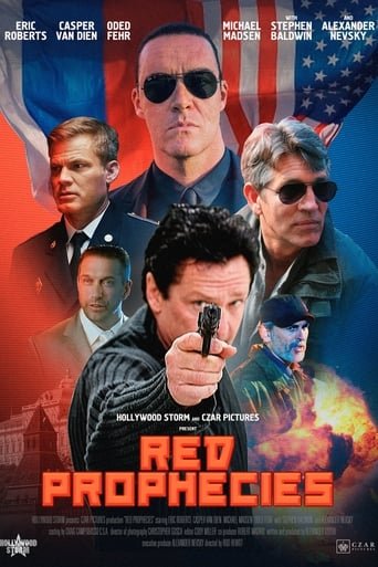 Poster of Red Prophecies