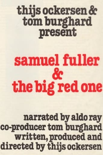 Poster of Sam Fuller and the Big Red One
