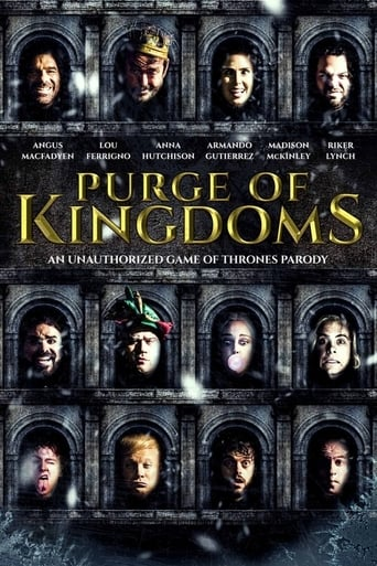 Poster of Purge of Kingdoms