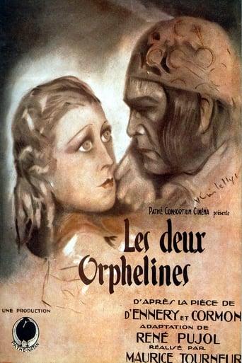 Poster of Les deux orphelines