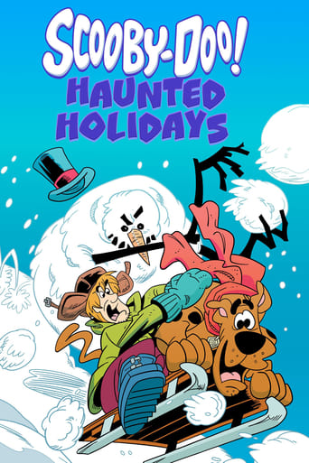 Poster of Scooby-Doo! Haunted Holidays