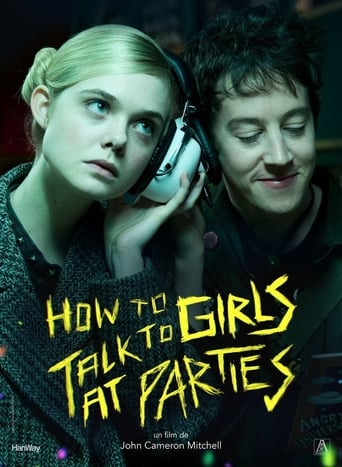 Poster of How to Talk to Girls at Parties
