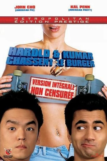 Poster of Harold et Kumar chassent le burger