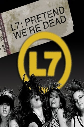 Poster of L7: Pretend We're Dead