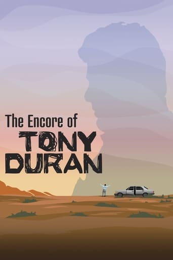 Poster of The Encore of Tony Duran
