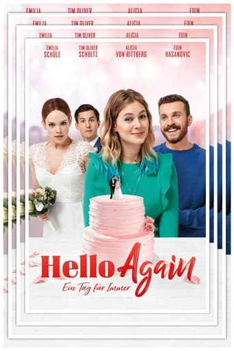 Poster of Hello Again - A Wedding A Day