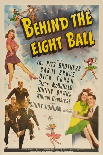 Poster of Behind the Eight Ball