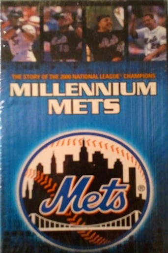 Poster of Millennium Mets - The Story Of The 2000 National League Champions