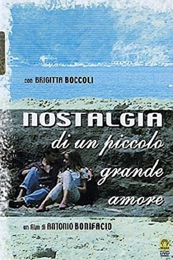 Poster of Nostalgia di un piccolo grande amore