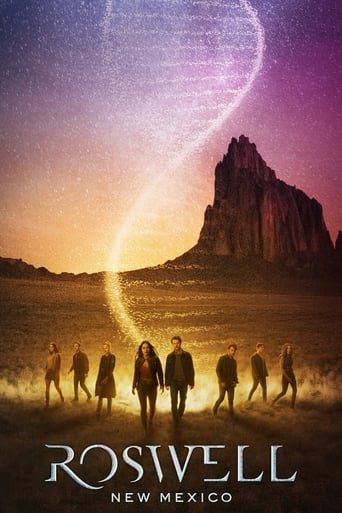 Poster of Roswell, New Mexico