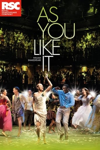 Poster of RSC Live: As You Like It