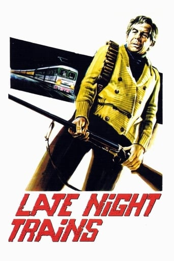Poster of Late Night Trains