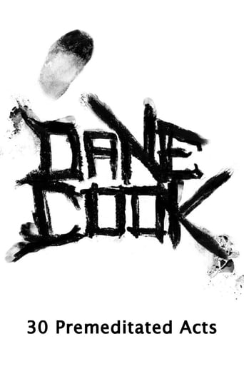 Poster of Dane Cook, 30 Premeditated Acts