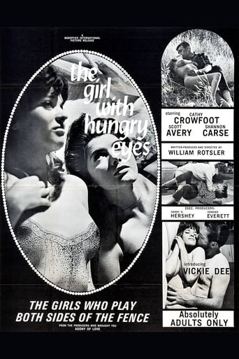 Poster of The Girl With Hungry Eyes