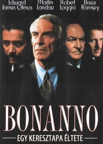 Poster of Bonanno: A Godfather's Story