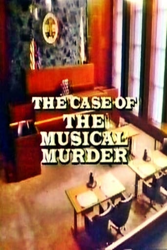 Poster of Perry Mason: The Case of the Musical Murder