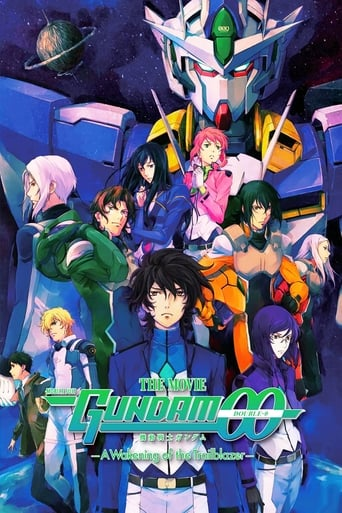 Poster of Mobile Suit Gundam 00: A Wakening of the Trailblazer