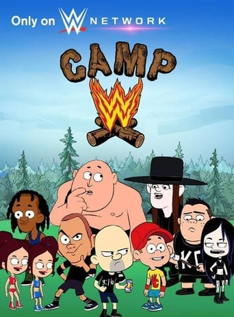 Poster of Camp WWE