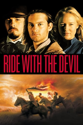 Poster of Ride with the Devil