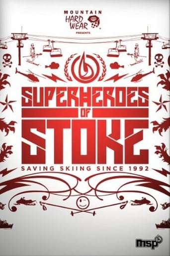Poster of Superheroes of Stoke