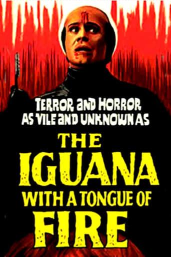 L'iguana dalla lingua di fuoco Poster