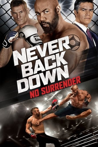 Poster of Never Back Down: No Surrender