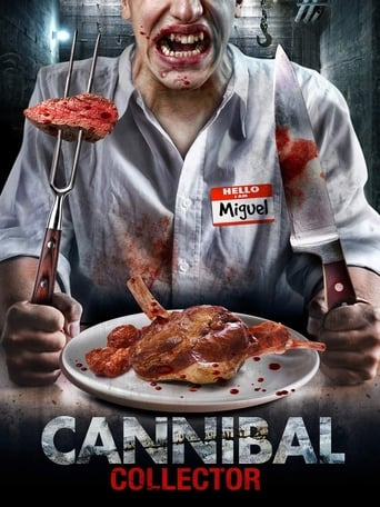 Poster of Cannibal Collector