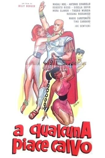 Poster of A qualcuna piace calvo