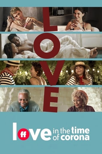 Poster of Love in the Time of Corona