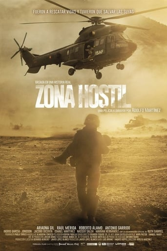 Poster of Zona hostil