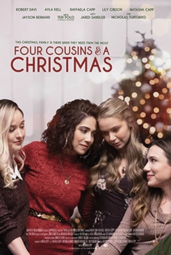 Poster of Four Cousins and a Christmas