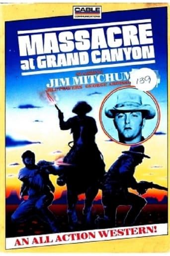 Poster of Massacro al Grande Canyon
