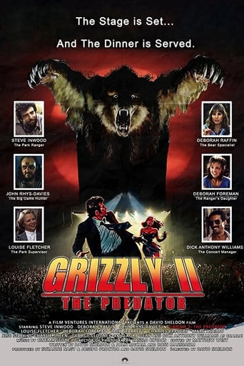 Poster of Grizzly II: The Concert