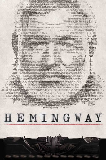 Poster of Hemingway
