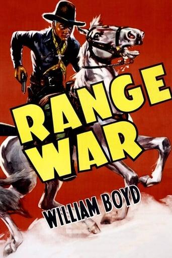 Poster of Range War