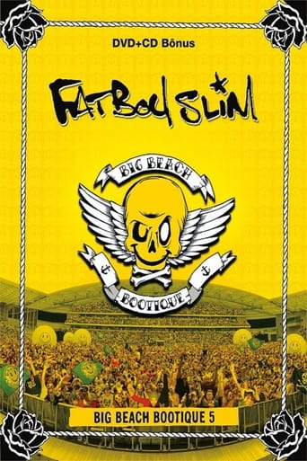 Poster of Fatboy Slim - Big Beach Bootique 5