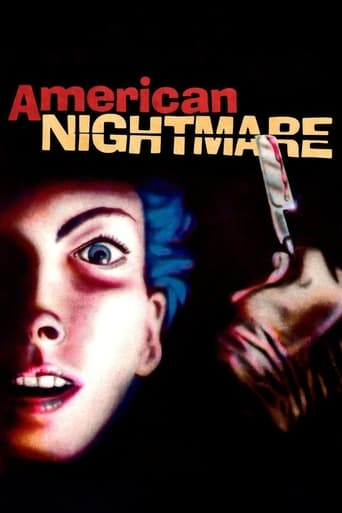 Poster of American Nightmare
