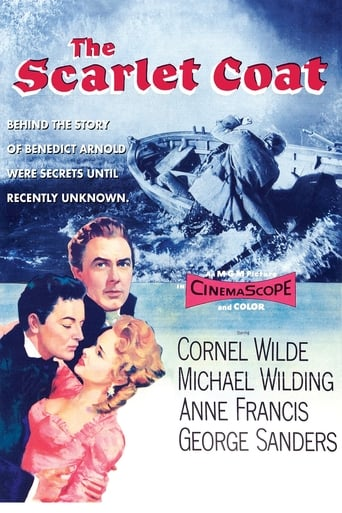Poster of The Scarlet Coat