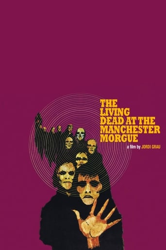 Poster of The Living Dead at Manchester Morgue