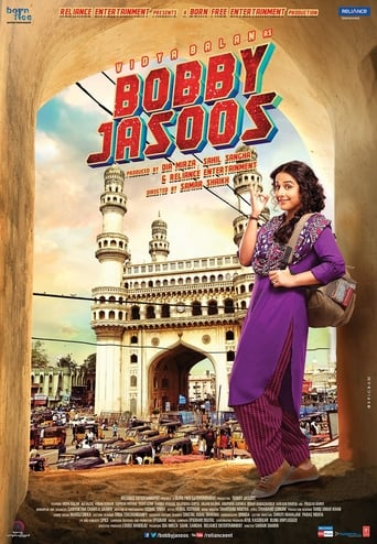 Poster of Bobby Jasoos
