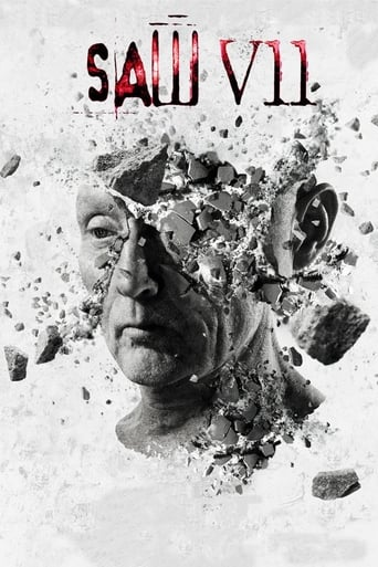 Poster of Saw VII