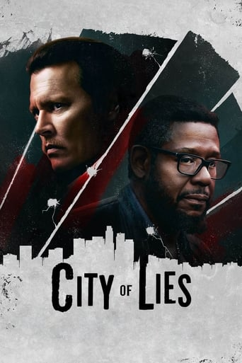 Poster of City of Lies - L'ora della verità