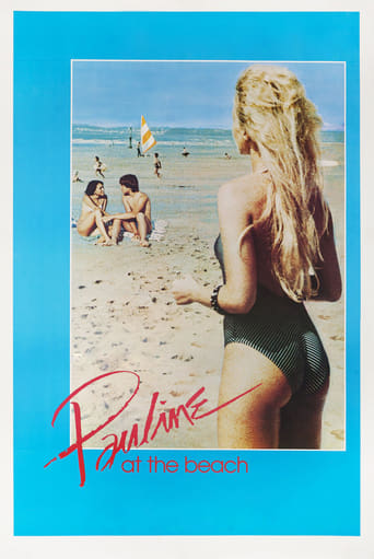 Poster of Pauline at the Beach